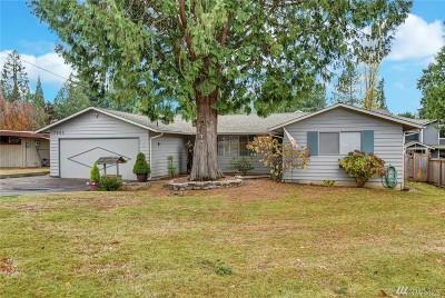 Kirkland Single Family Home For Sale: 7805 126th Ave NE