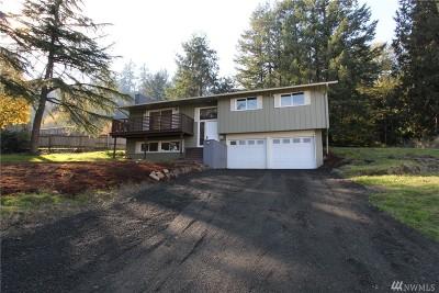 Napavine Single Family Home For Sale: 605 W Forest Napavine Rd
