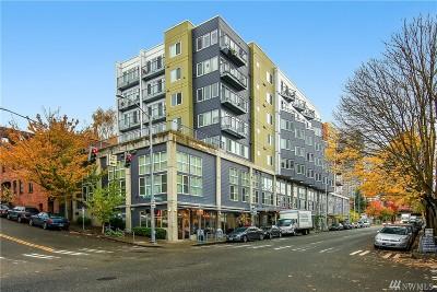 Seattle Condo/Townhouse For Sale: 2440 Western Ave #618