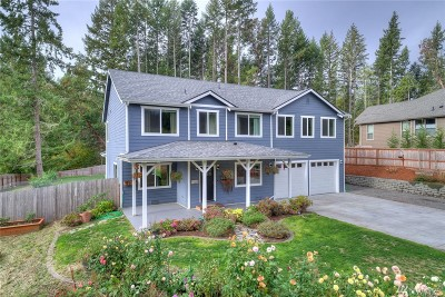 Gig Harbor Single Family Home For Sale: 8120 76th Av Ct NW
