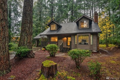 Pierce County Single Family Home For Sale: 5419 143rd St Ct NW