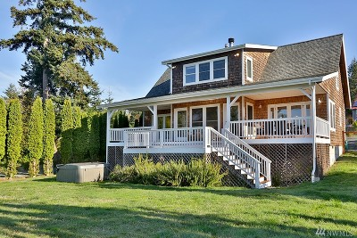 Langley Single Family Home Sold: 3584 Holmes View Drive
