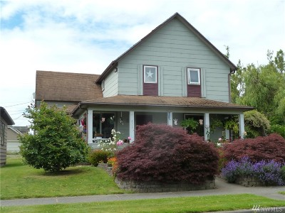 Bellingham Single Family Home Sold: 2115 Franklin St