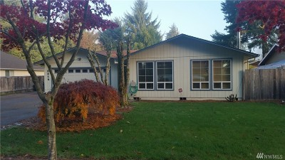 Olympia Single Family Home For Sale: 5514 66th Ave SE
