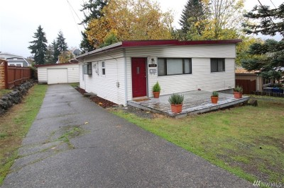 Renton Single Family Home For Sale: 635 Ferndale Ave NE