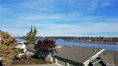 Thurston County Condo/Townhouse For Sale: 720 Sherman St NW