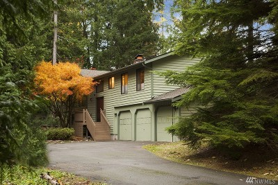Woodinville Single Family Home For Sale: 21740 NE 176th Place