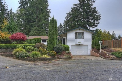 Gig Harbor Single Family Home For Sale: 4008 66th St NW