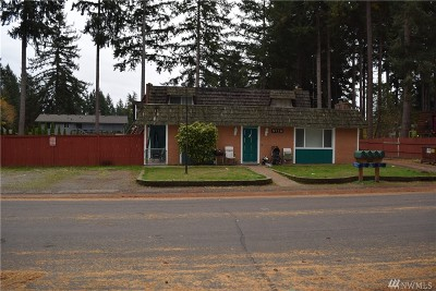 University Place Multi Family Home For Sale: 9726 52nd St W