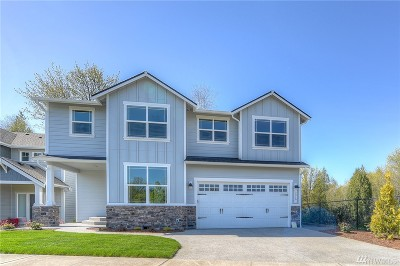 Olympia Single Family Home For Sale: 2318 79th Ave SE