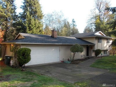 Olympia Single Family Home For Sale: 2208 63rd Ct SE