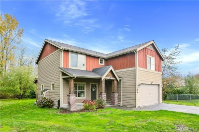 Chehalis Single Family Home For Sale: 1758 SW Armstrong Ct