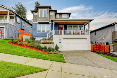 Tacoma WA Single Family Home For Sale: $610,000