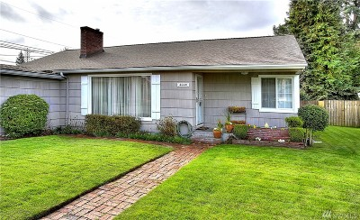 Tacoma Single Family Home For Sale: 4002 N 22nd St