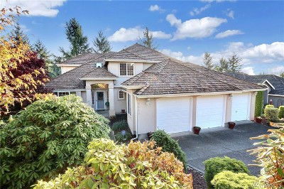 Federal Way Single Family Home For Sale: 4509 Country Club Dr NE