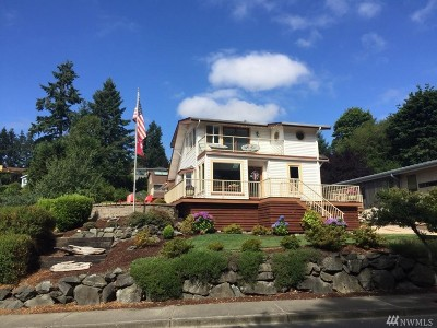 Gig Harbor Single Family Home For Sale: 9418 N Harborview Dr