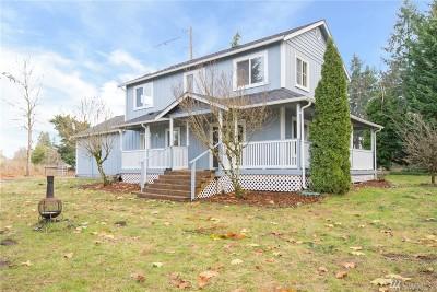Rainier Single Family Home For Sale: 12303 Koeppen Rd SE