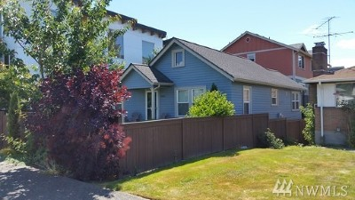 Seattle Single Family Home For Sale: 9049 17th Ave SW