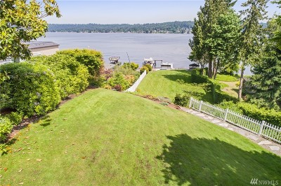 Residential Lots & Land For Sale: 1864 W Lake Sammamish Pkwy SE