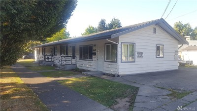Seattle Multi Family Home For Sale: 856 S Donovan St