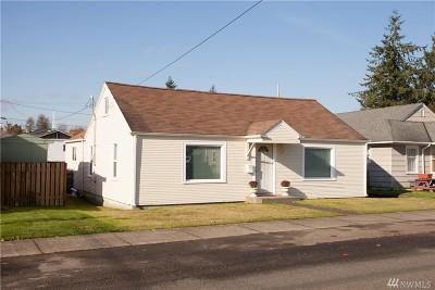 Montesano Single Family Home For Sale: 113 S Church