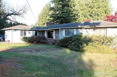 Sedro Woolley Single Family Home For Sale: 125 N Ball St