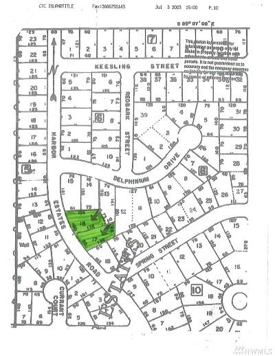 Greenbank Residential Lots & Land Sold: Harbor Estates Rd