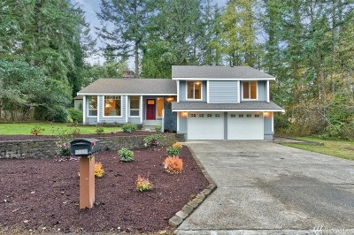 Gig Harbor Single Family Home For Sale: 1903 45th St Ct NW