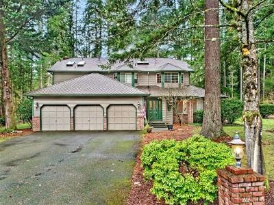Auburn Single Family Home For Sale: 32425 171st Ave SE