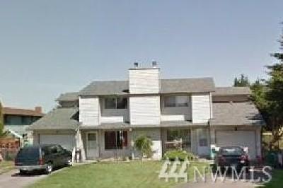 Auburn Multi Family Home For Sale: 2014 C St SE #A & B