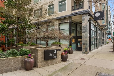 Seattle Condo/Townhouse For Sale: 2607 Western Ave #257