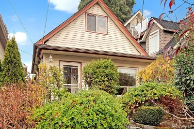 Single Family Home For Sale: 1738 NW 60th St