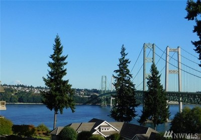 Gig Harbor Condo/Townhouse For Sale: 2019 14th Ave NW #F153