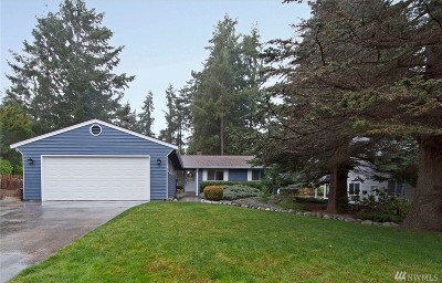 Oak Harbor WA Single Family Home Pending: $309,000