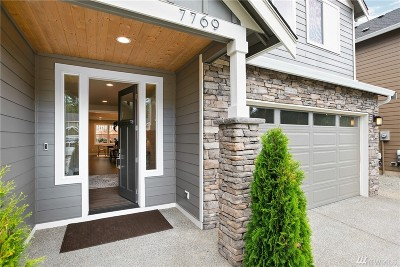 Gig Harbor Single Family Home For Sale: 7153 Teal Lp #Lot31