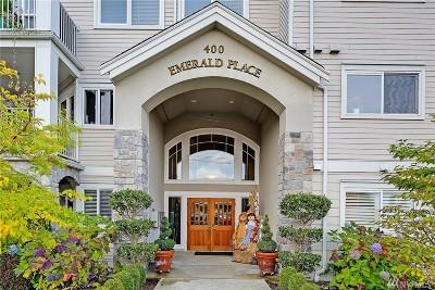 Edmonds Condo/Townhouse For Sale: 400 Walnut St #303