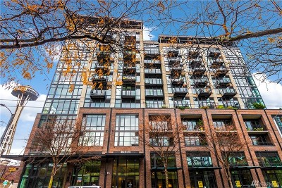 Seattle Condo/Townhouse For Sale: 2720 3rd Ave #1109