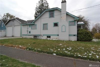 Bellingham Single Family Home For Sale: 2522 H Street