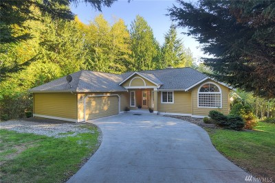 Port Ludlow WA Single Family Home For Sale: $418,000