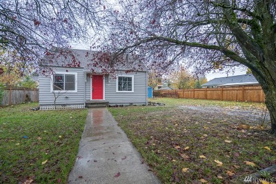 Tacoma WA Single Family Home For Sale: $224,995