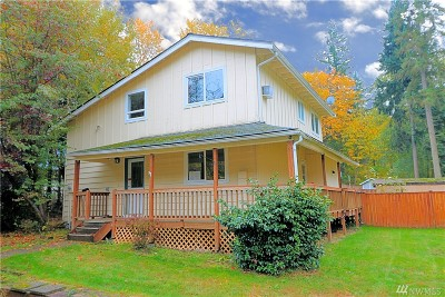Puyallup WA Single Family Home For Sale: $245,000