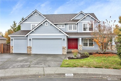 Snohomish Single Family Home For Sale: 15115 69th Ave SE