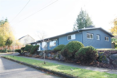 Seattle Single Family Home For Sale: 6101 S Cooper St