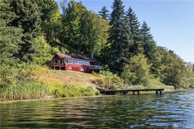Skagit County Single Family Home For Sale: 22969 Lake McMurray Lane