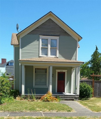 Single Family Home Sold: 622 E St