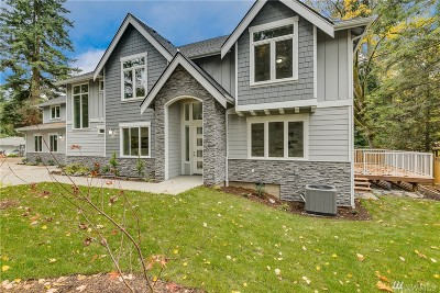 Bellevue Single Family Home For Sale: 14658 NE 13th Place