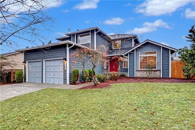 Edmonds Single Family Home For Sale: 15516 52nd Place W