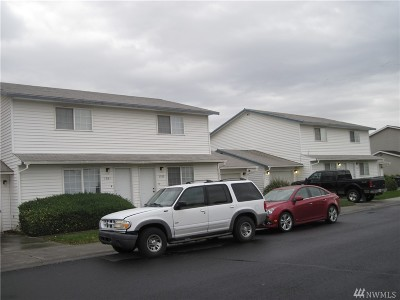 Moses Lake Multi Family Home For Sale: 1301 Shaker Place