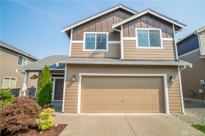 Graham Single Family Home For Sale: 20005 97th Av Ct E