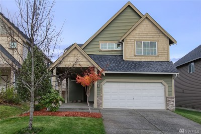 Kent Single Family Home For Sale: 11074 SE 201st St